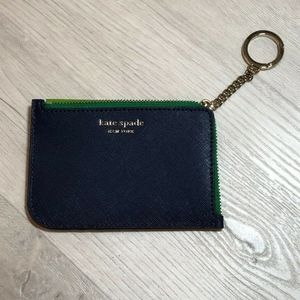 Kate Spade Cameron Medium L-Zip Card Holder